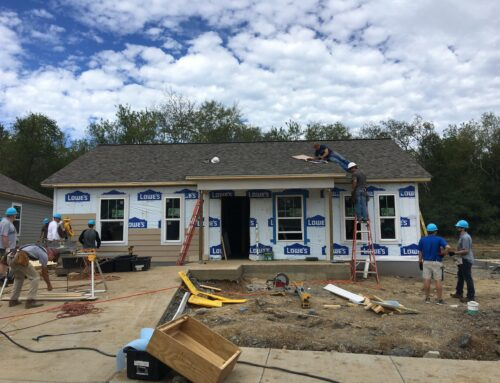 Covenant Capital Group Supports Habitat for Humanity: 2018 Build Update